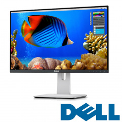 DELL UltraSharp U2414H IPS LED DP HDMI USB KLASA A